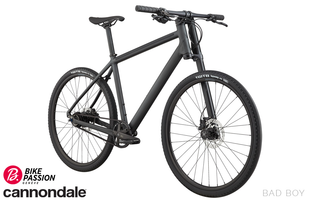 bike passion urban fitness badboy cannondale