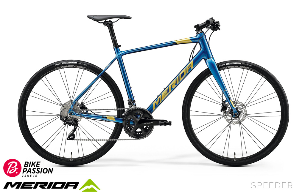 bike passion urban fitness speeder 400 merida