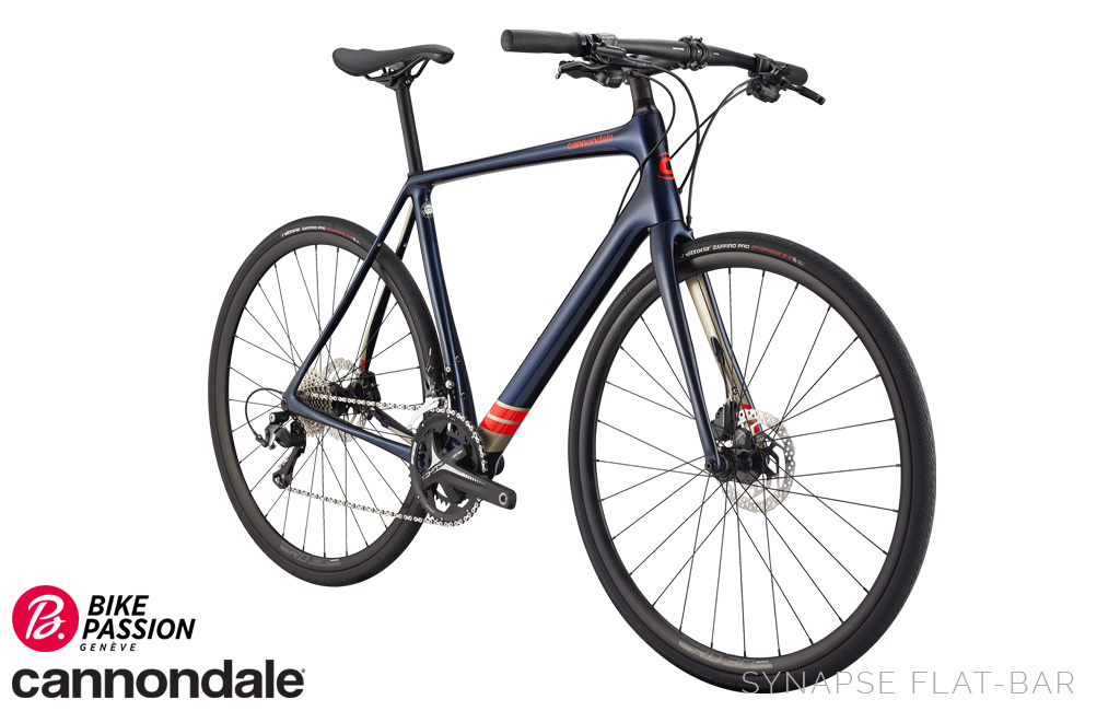 bike passion urban fitness synapse flat bar cannondale