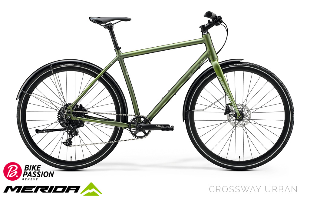 bike passion urban urban crossway homme merida