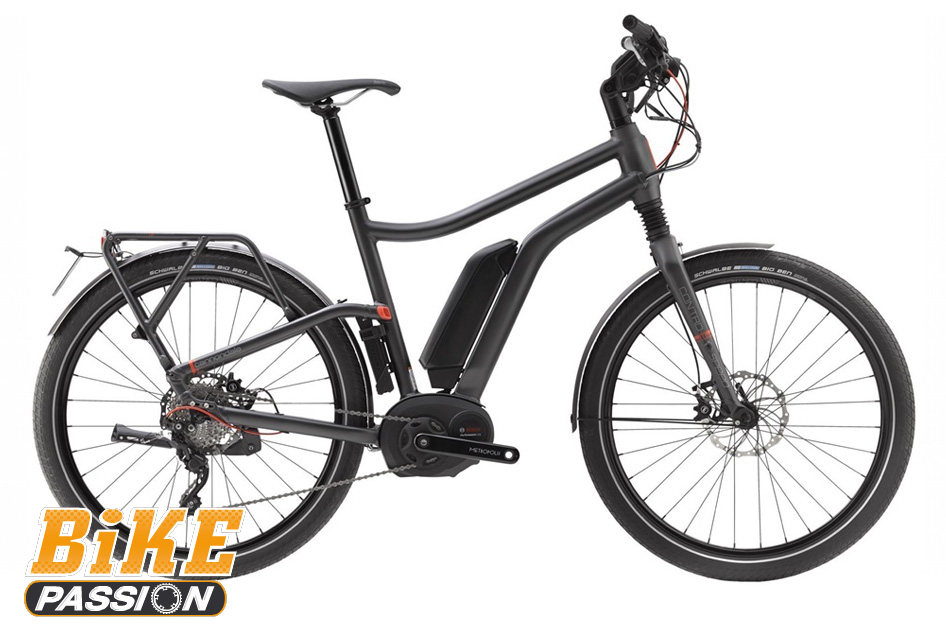 Cannondale 2016 CONTRO-E SPEED