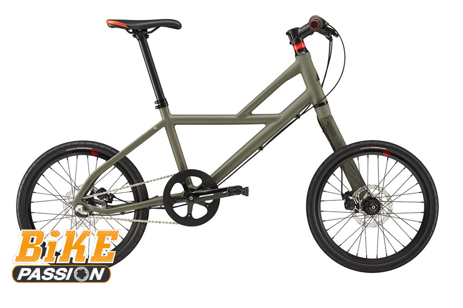 cannondale 2016 HOOLIGAN urban