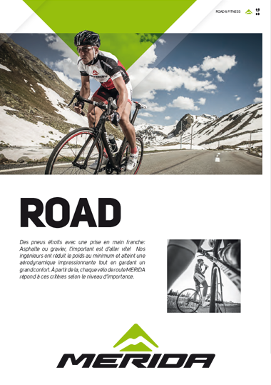 catalogue 2016 ROAD