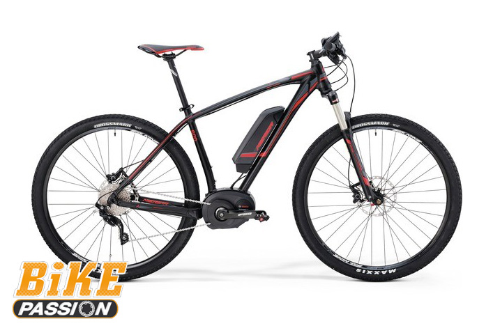 Mérida BIG.NINE E-Bike