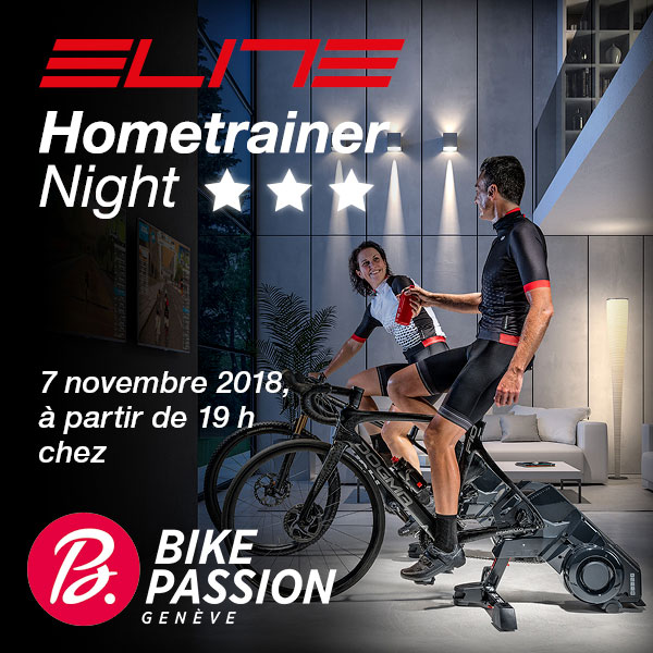 Team Bike Passion Elite Hometrainer Night